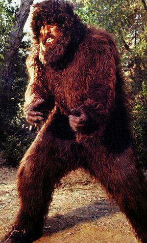 Bigfoot From The Six Million Dollar Man