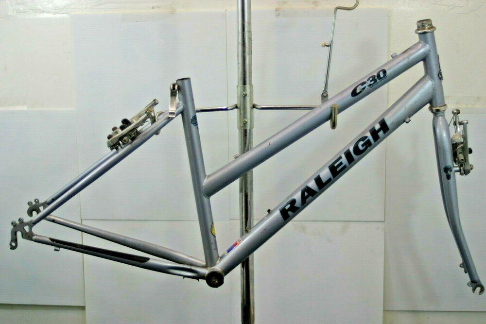 Raleigh C30 Hybrid Bike Frame Womens 17 5
