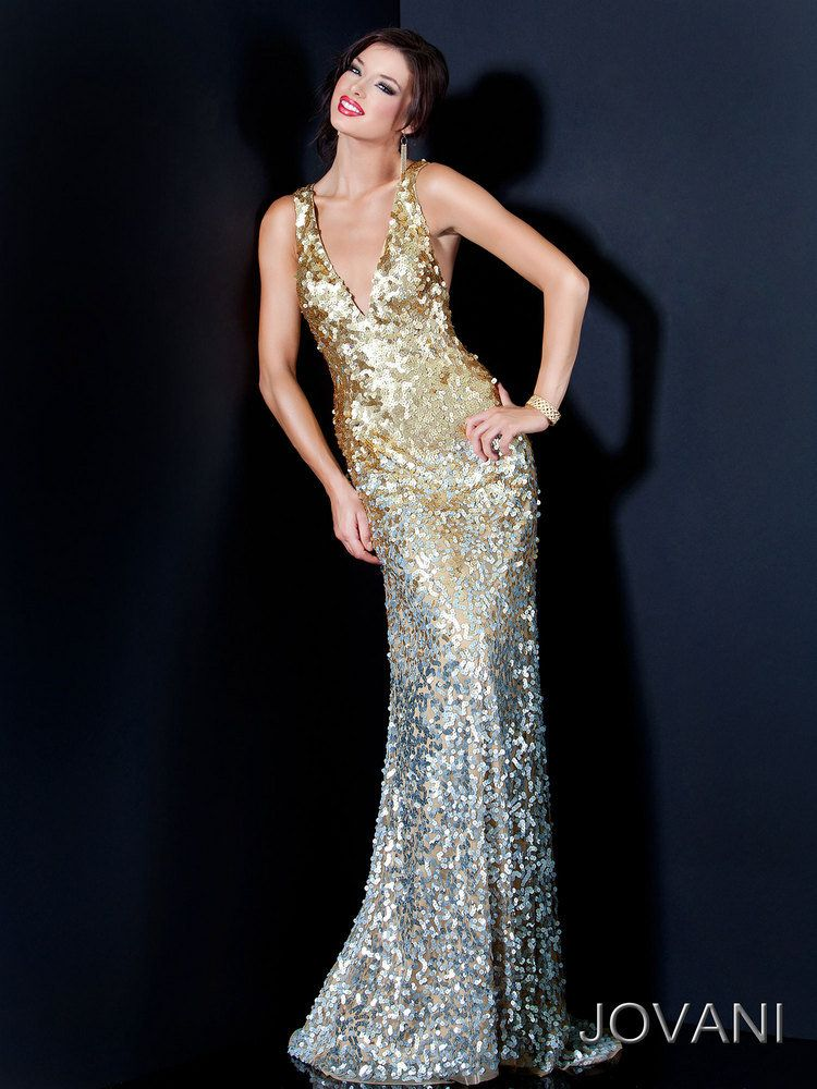 There\'s something about wearing a bling dress that makes you feel ...