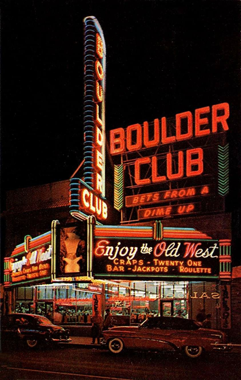 Pin by Karina Oishei on Vintage Las Vegas in 2020 Old vegas