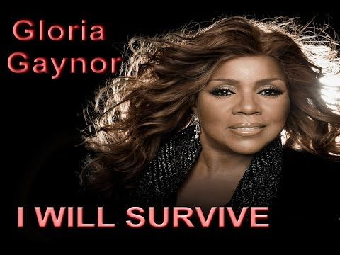 I Will Survive Gloria Gaynor Lyrics I Will Survive Lyrics Disco Funk Gloria
