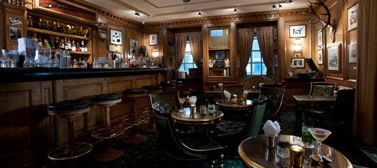 Hemingway Bar - Paris