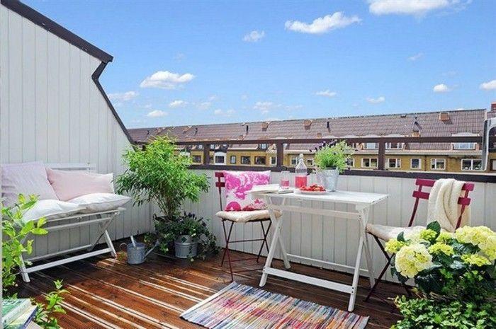 ▷1001 conseils et modèles pour aménager une terrasse tropézienne