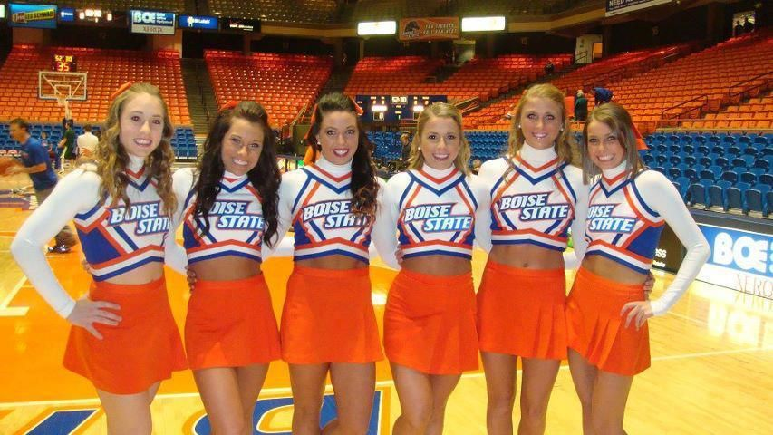 The Boise State Cheerleaders Dont Get Enough Credit