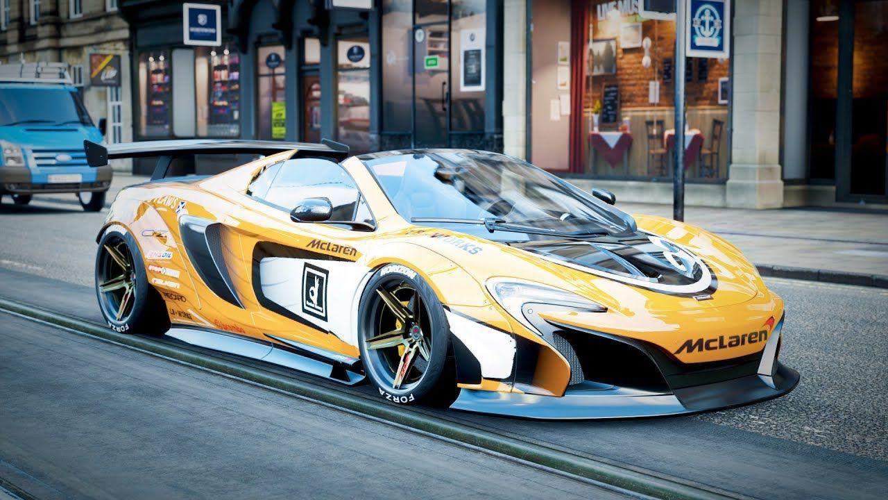 Forza Horizon 4 Mclaren 650s Spider 14 1440p 60fps Pc Gameplay Forza Horizon Forza Horizon 4 Wallpapers Forza