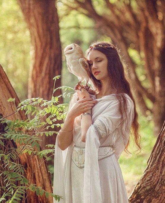 Forest Maiden Fantasy Medieval Medieval Fairy Fantasy Fairy