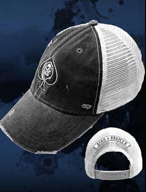 Aces and Eights Trucker Hat  9c21f3d7c595