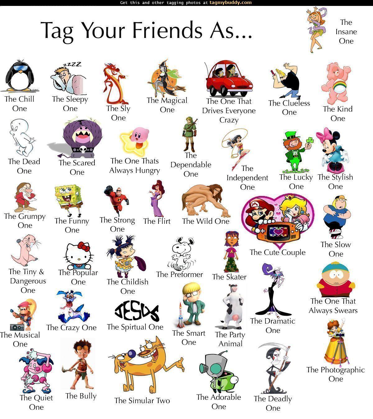 tag my buddy tag my buddy tag image 78 cartoon
