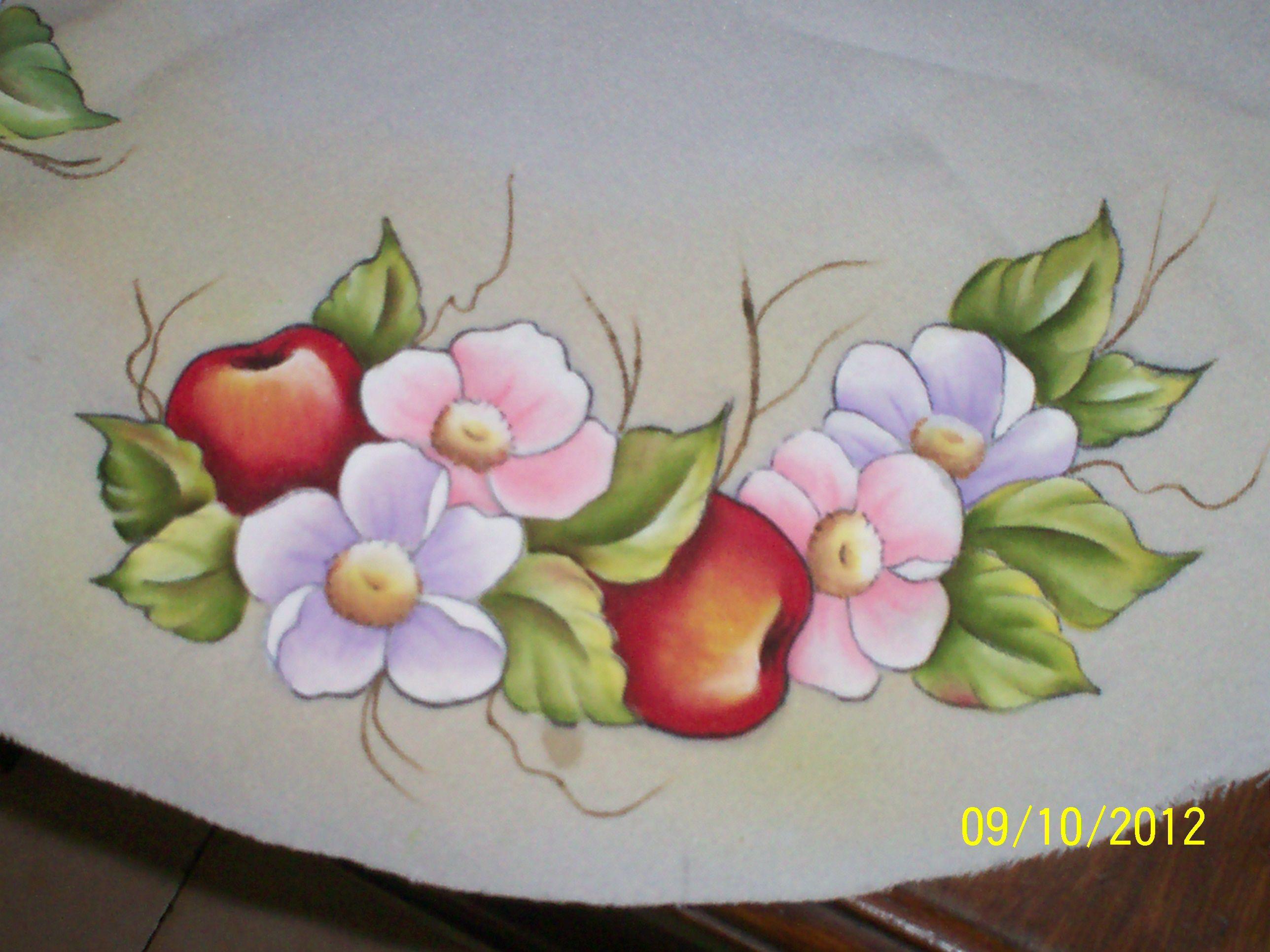 Pintura sobre tela pintura en tela pinterest pintura en tela pintar y pintura textil - Como pintar sobre tela ...