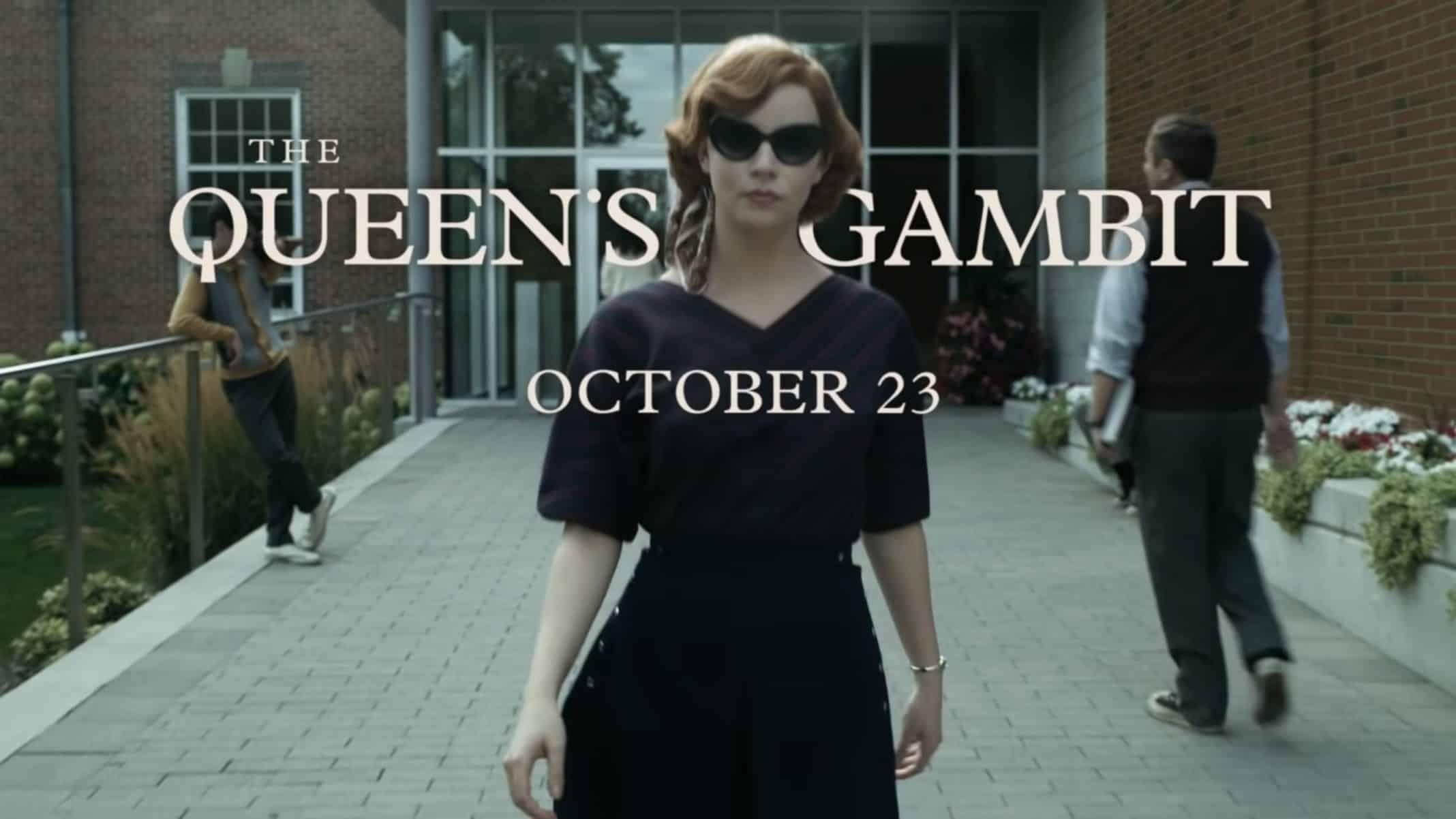 Netflix S The Queen S Gambit Character Guide Queen Anya Taylor Joy Netflix