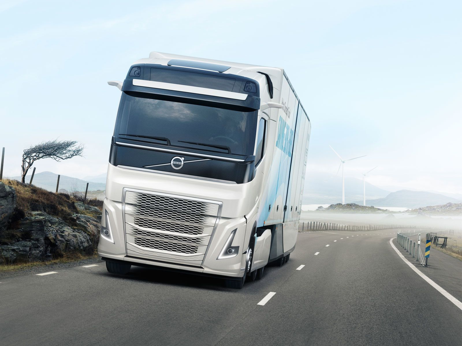 volvo trucks thesis Here you can find the latest news of what's going on in our company by checking out our press releases and company news.