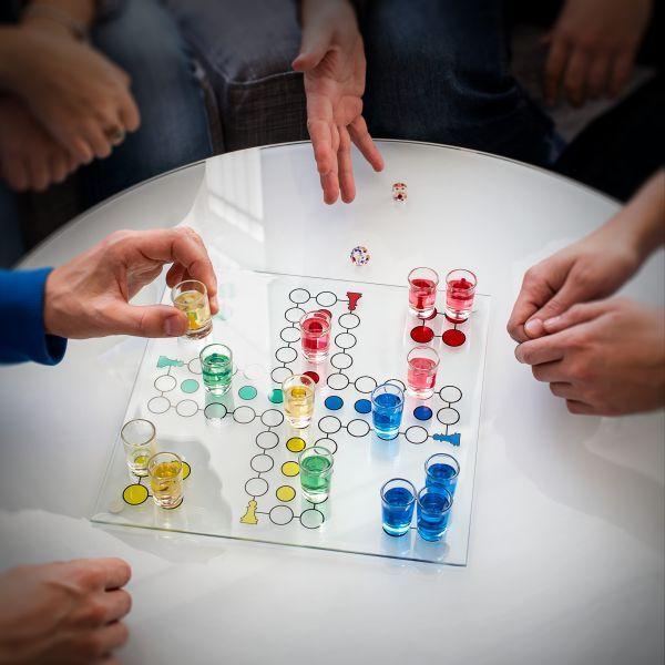 Drinking Ludo - Regeln & Anleitung - Spielregeln.de