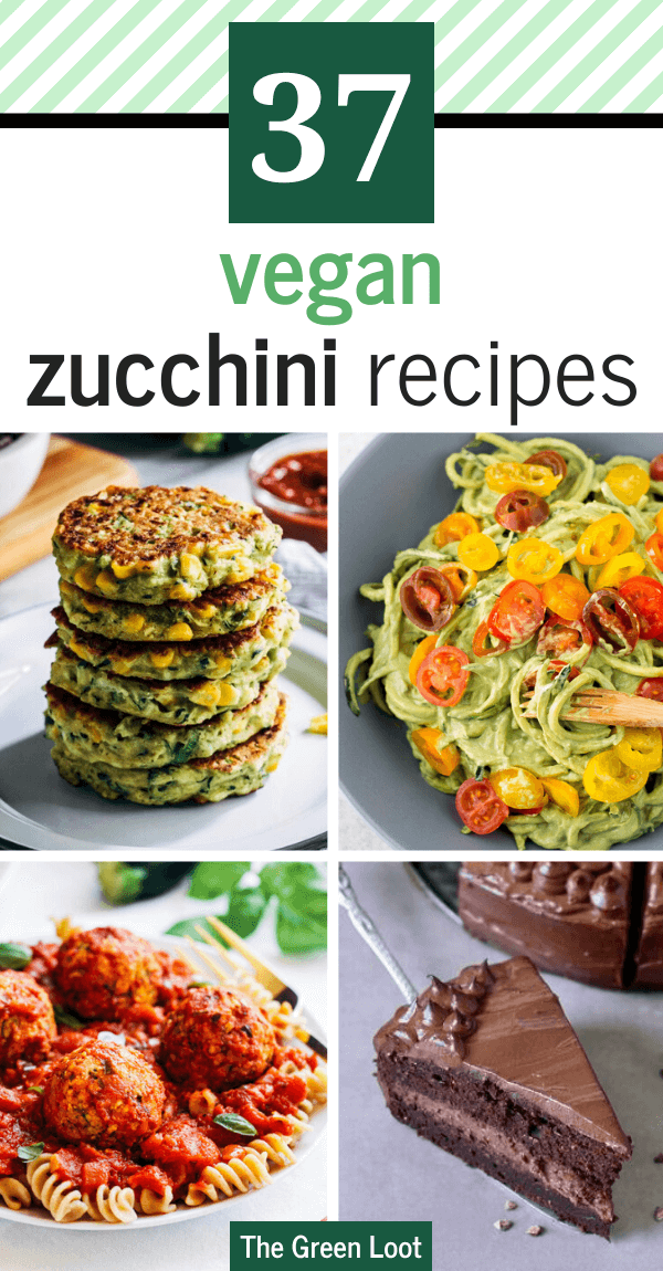 37 Healthy Vegan Zucchini Recipes For Dinner In 2020 Vegan Zucchini Recipes Vegan Summer Recipes Cruelty Free Recipes