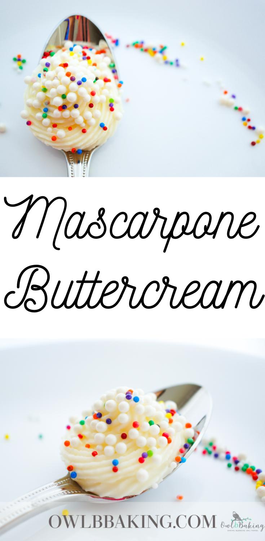 Mascarpone Buttercream
