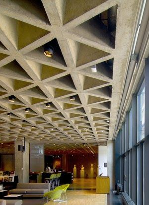 Coffered Ceilings An Inside Gallery Of Architecture Coffered Ceiling Architecture Coffered Ceiling Design