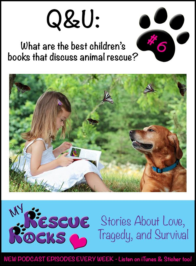 Awesome Books For Kids All About Animal Rescue Listen To The