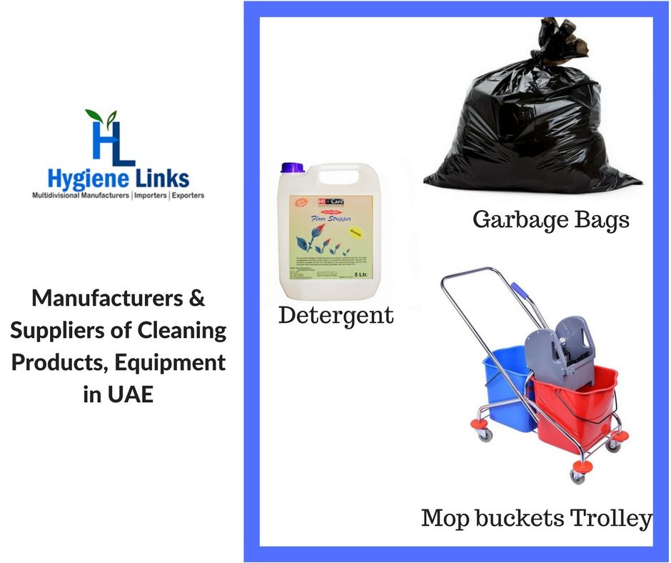 Hygiene Links Is The Best Cleaning Chemicals Suppliers In Uae We