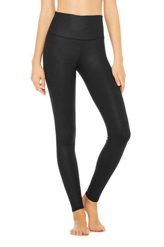 d937a849a1 Alo Yoga - High-Waist Tech Lift Airbrush Legging | 2 -F- Athletic ...