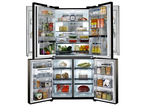 Feature Filled Refrigerators Refrigerator Reviews Consumer Reports News Large Refrigerator Refrigerator Fridge Appliances