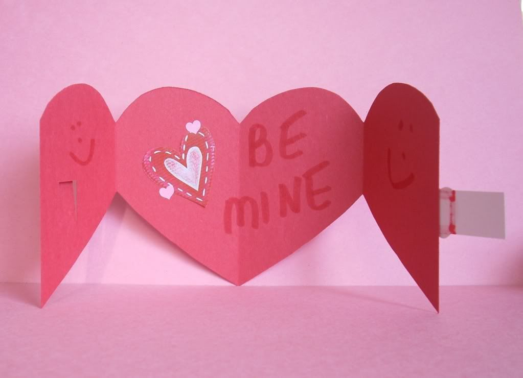 Homemade Valentine Cards – Valentine Cards Make Your Own