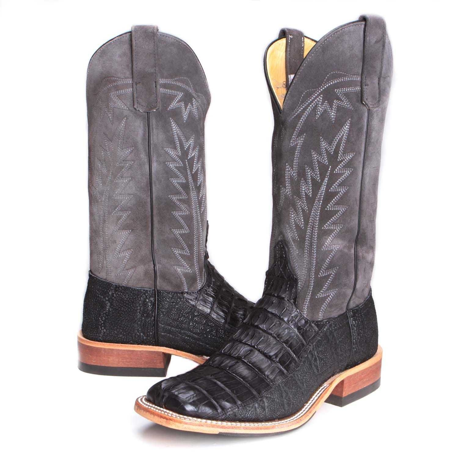 b7726eaf38f BootDaddy with Anderson Bean Mens Hornback Caiman Boots in 2019 ...