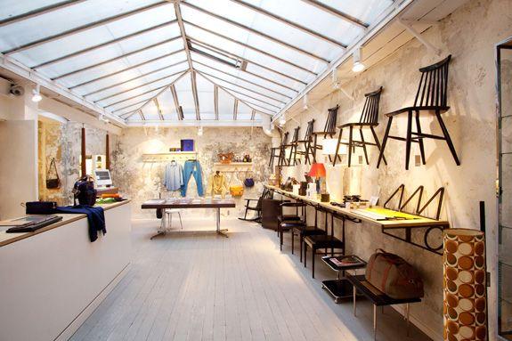 Les Meilleurs Concept Store De Paris Le Bonbon Centre Commercial Paris Concept Store Centre Commercial