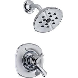 WaterSense 1 Handle Shower Faucet
