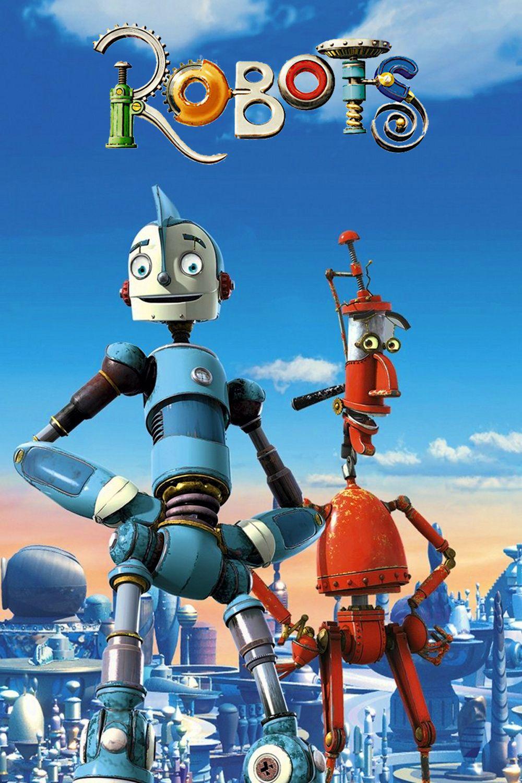 Robots Peliculas De Disney Peliculas Infantiles De Disney Robots Animados