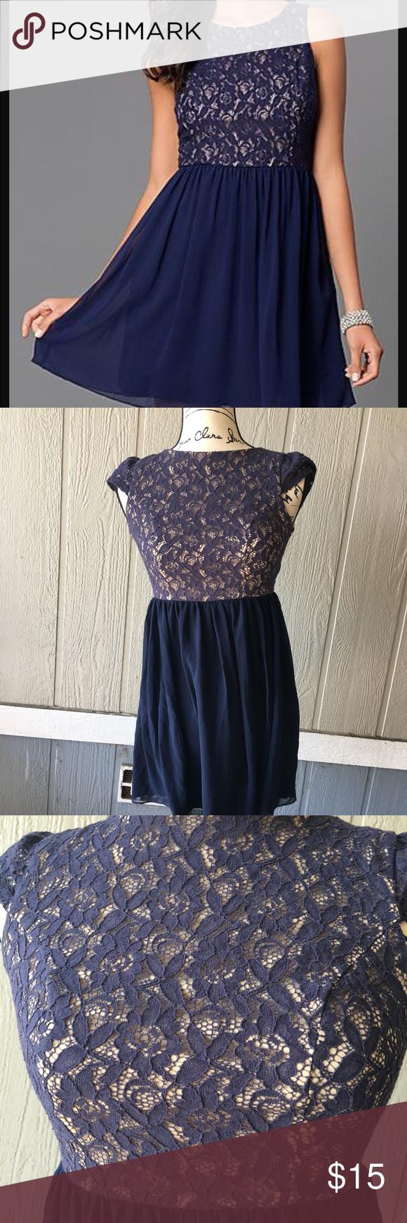 Emerald sundae navy blue lace dress lace dress emeralds and
