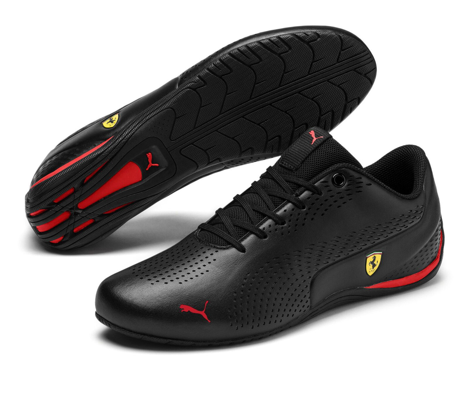 Puma Ferrari Drift Cat 5 Ultra II Men's Shoes Sneakers ...