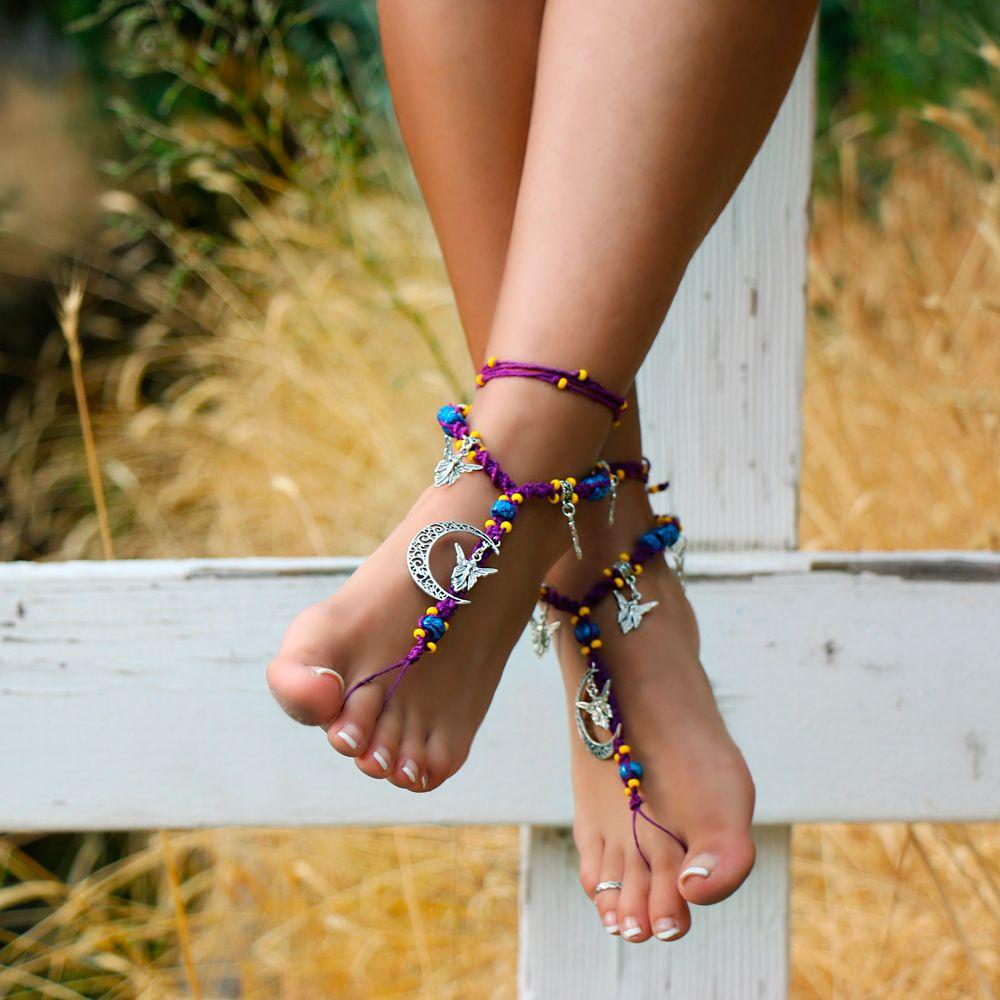 Sneak Peak Of Barefoot Sandals Coming