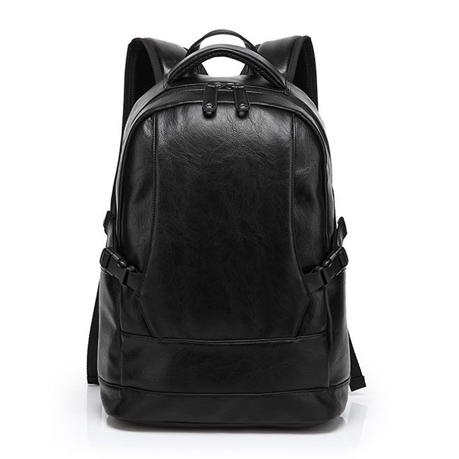 Smart Deals forman backpack leather brand men travel bag high ...
