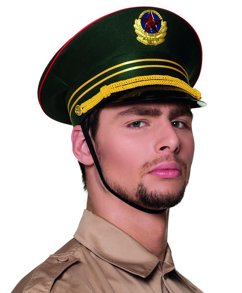 Miliisin hattu