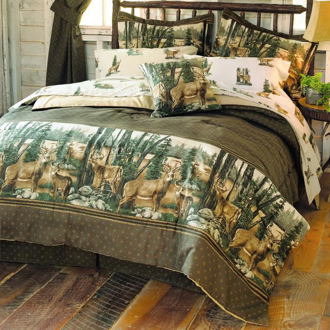 Whitetail Dreams Ez Bed Set King 239 95 Full Bedding