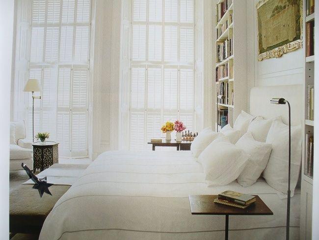 Schlafzimmer Klassisch ~ Wohnideen für schlafzimmer klassisch bibliothek blumendeko home
