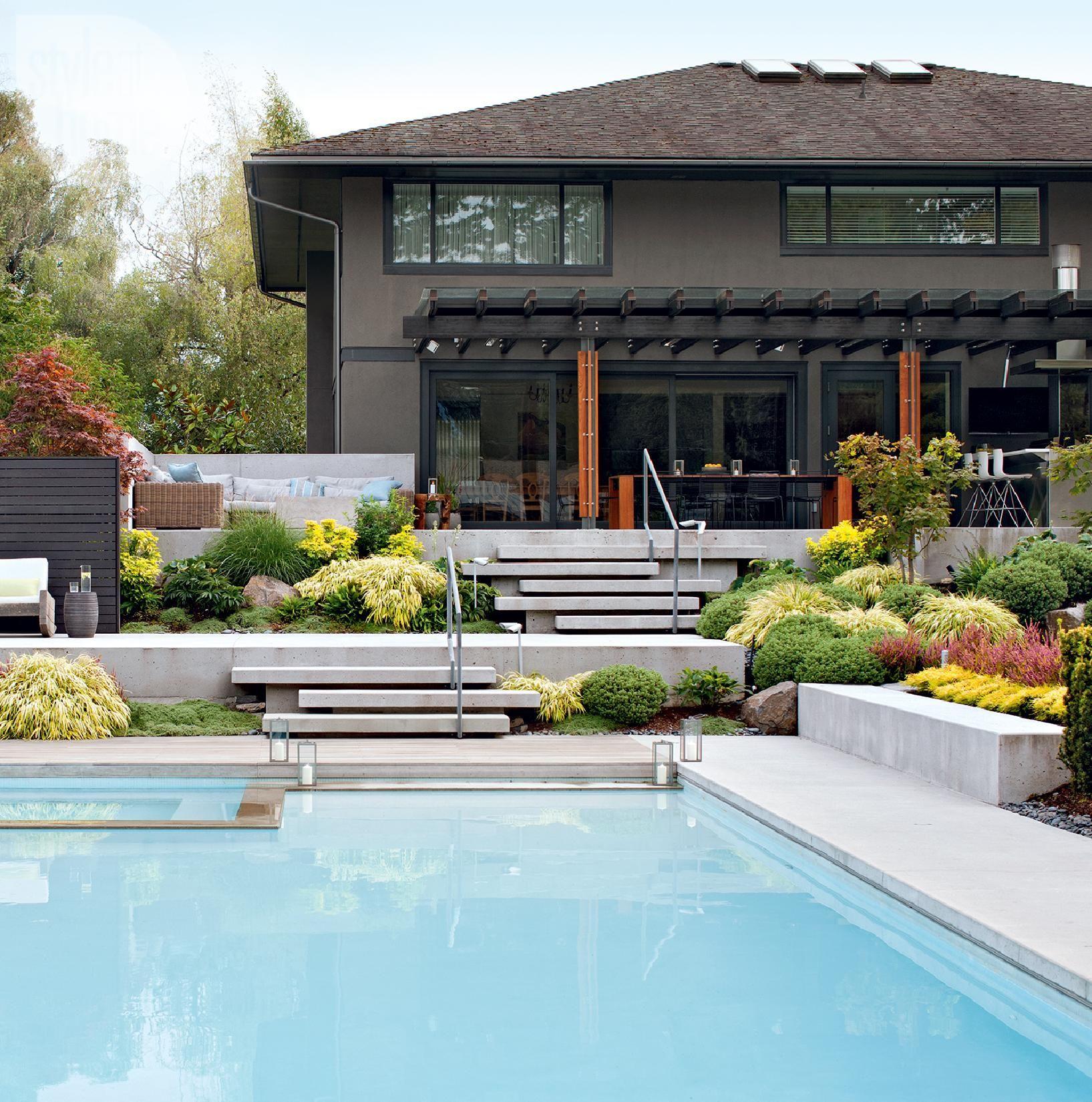 Outdoor design: Multi-functional backyard retreat in 2020 ... on Functional Backyard Ideas id=48972