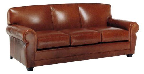 Lawson style leather sofa baci living room for The living room church kennewick wa