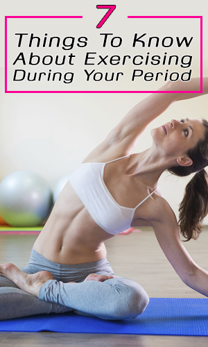 7 things to know about exercising during your period losing weight 7 things to know about exercising during your period httpfiteringexercising during your period ccuart Choice Image