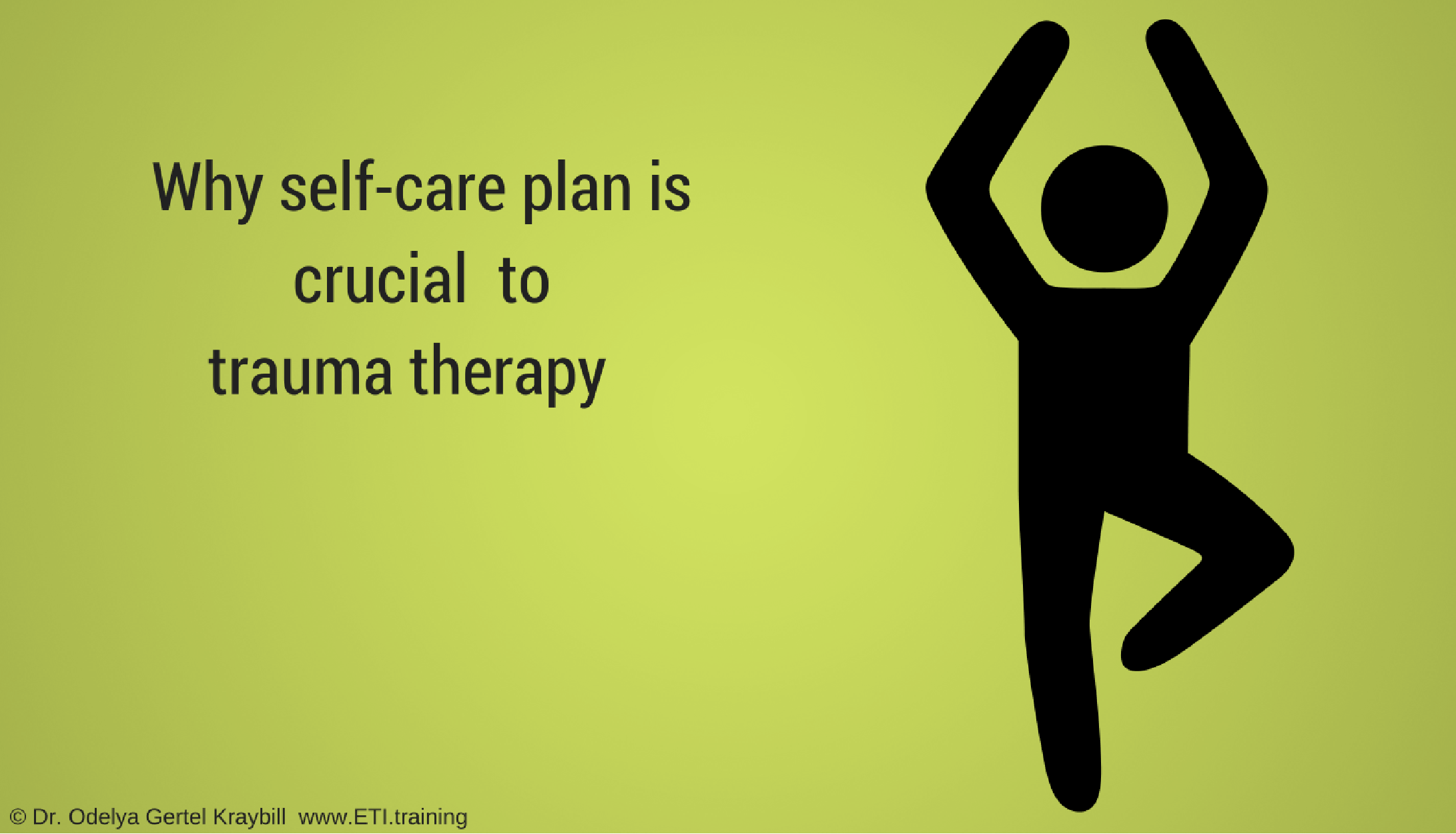 Why SelfCare Plan Is Crucial To Trauma Therapy  Expressive