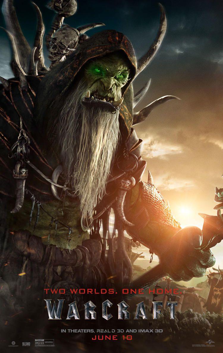 Warcraft Revelados Novos Cartazes Individuais Do Filme Lixeira Carro World Of Warcraft Filme Warcraft