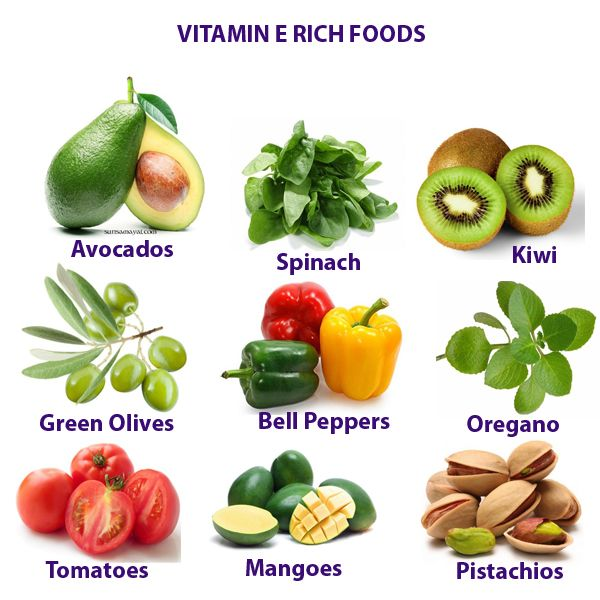 Vitamin E Health Benefits Deficiency And Rich Foods Vitamins For