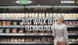 2016 -2017 - Amazon Go - winkels met RFID's technology. Betekent dit het einde van de barcode én de doorbraak van RFID