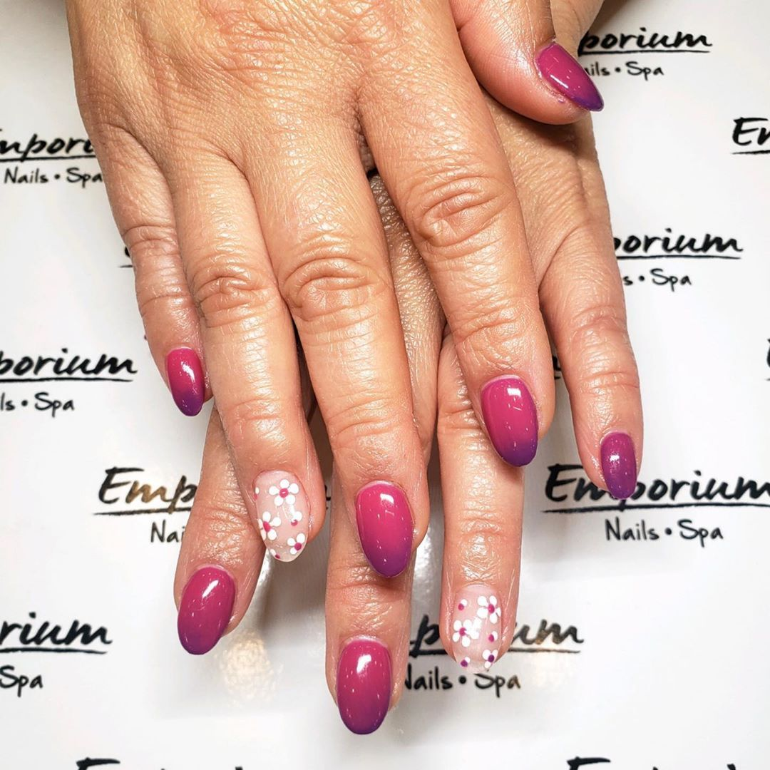 Take Some Time For Yourself Today And Come In And See Us Emporiumnailsspa We Ll Be Here From 12pm 5pm Book To Permanent Makeup Nail Spa Nail Services