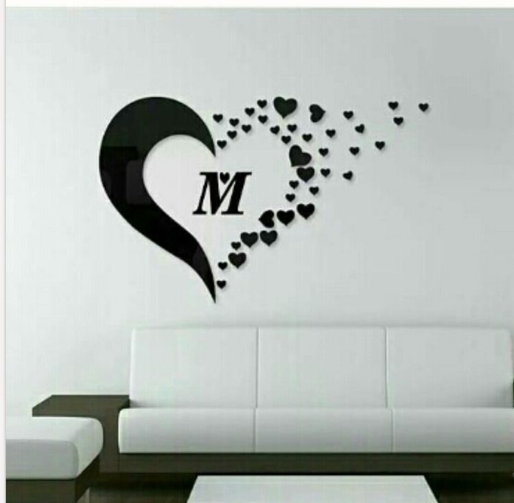 Tattoo Initials Mn: Pin By Mel Issa On My Initial MMMMMM