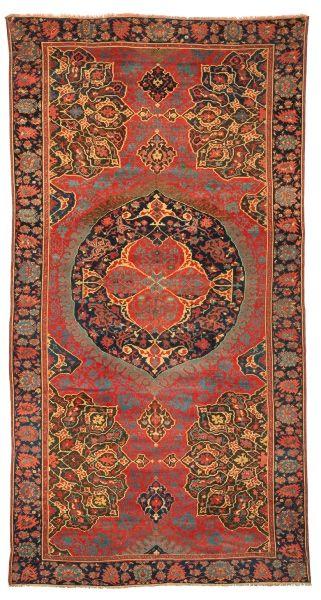 MEDAGLION USHAK 240 x 463 cm Circa 1650 West Anatolia I ...