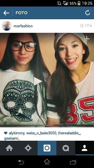 Have you seen my new video? Https://youtube.com/themorfashion  #youtube #morfashion #asiangirl #fun #sketch #youtuber #laugh #yolo #sisters #entertainment
