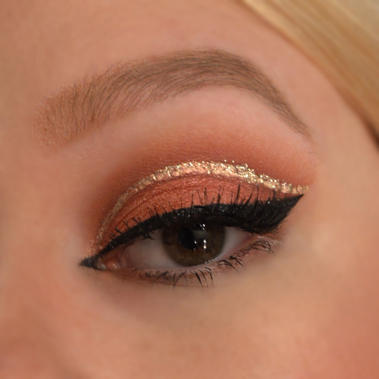 Another look I created using the Jaclyn Hill Morphe
