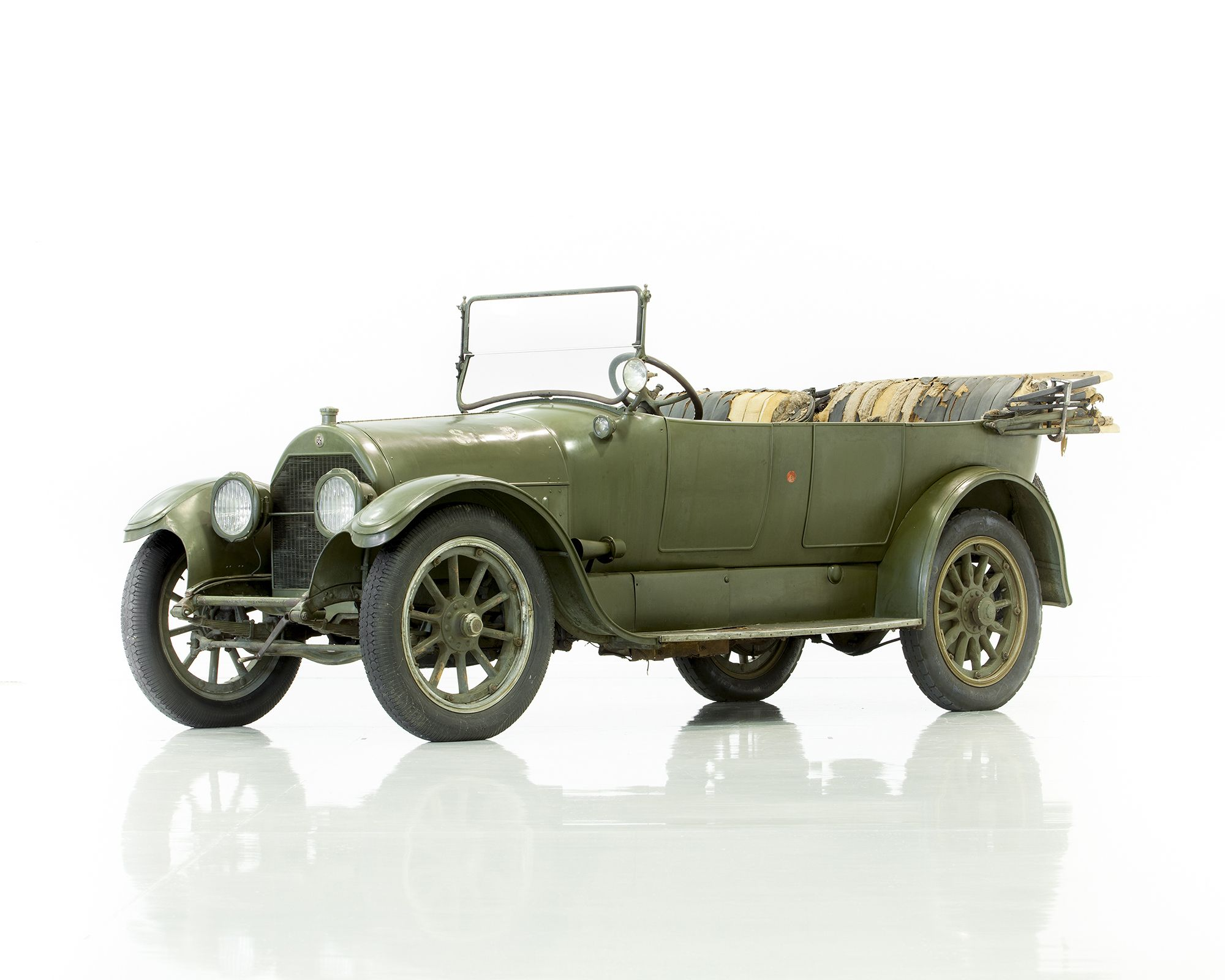 1918 Cadillac Type 57 Is Now Part Of Historic Register | My Favorite ...