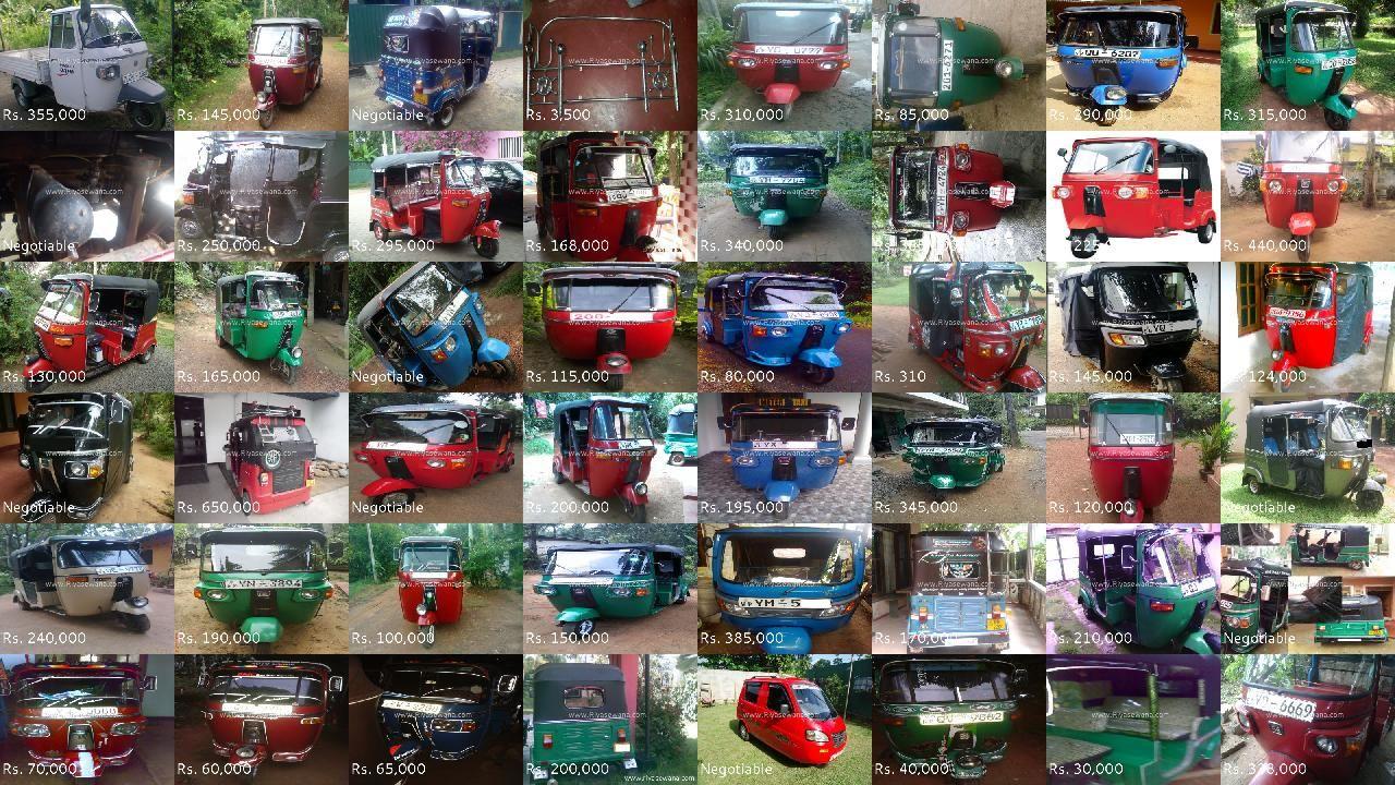 Three Wheels for sale on Riyasewana Wheels for sale