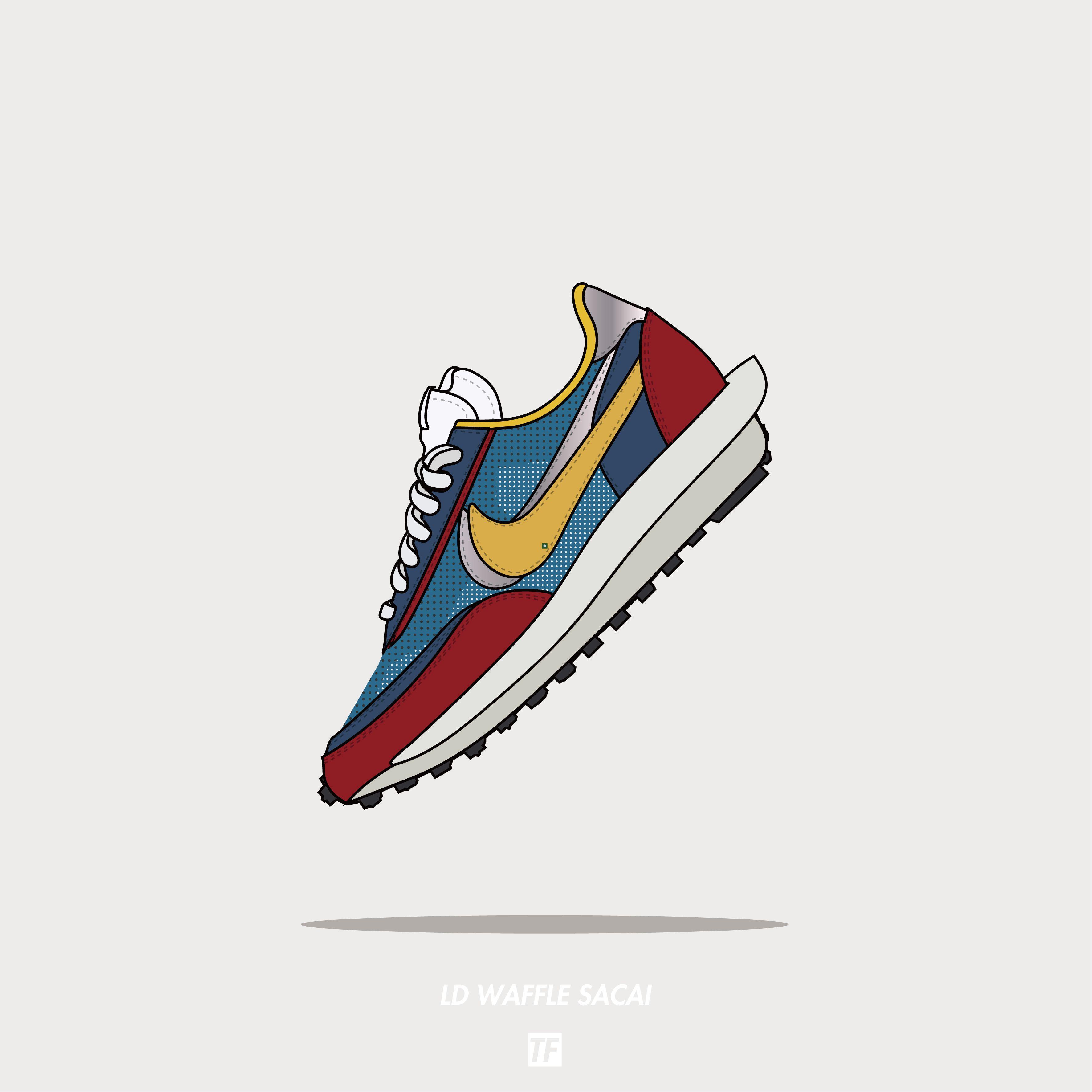 ボード Sneaker Illust のピン